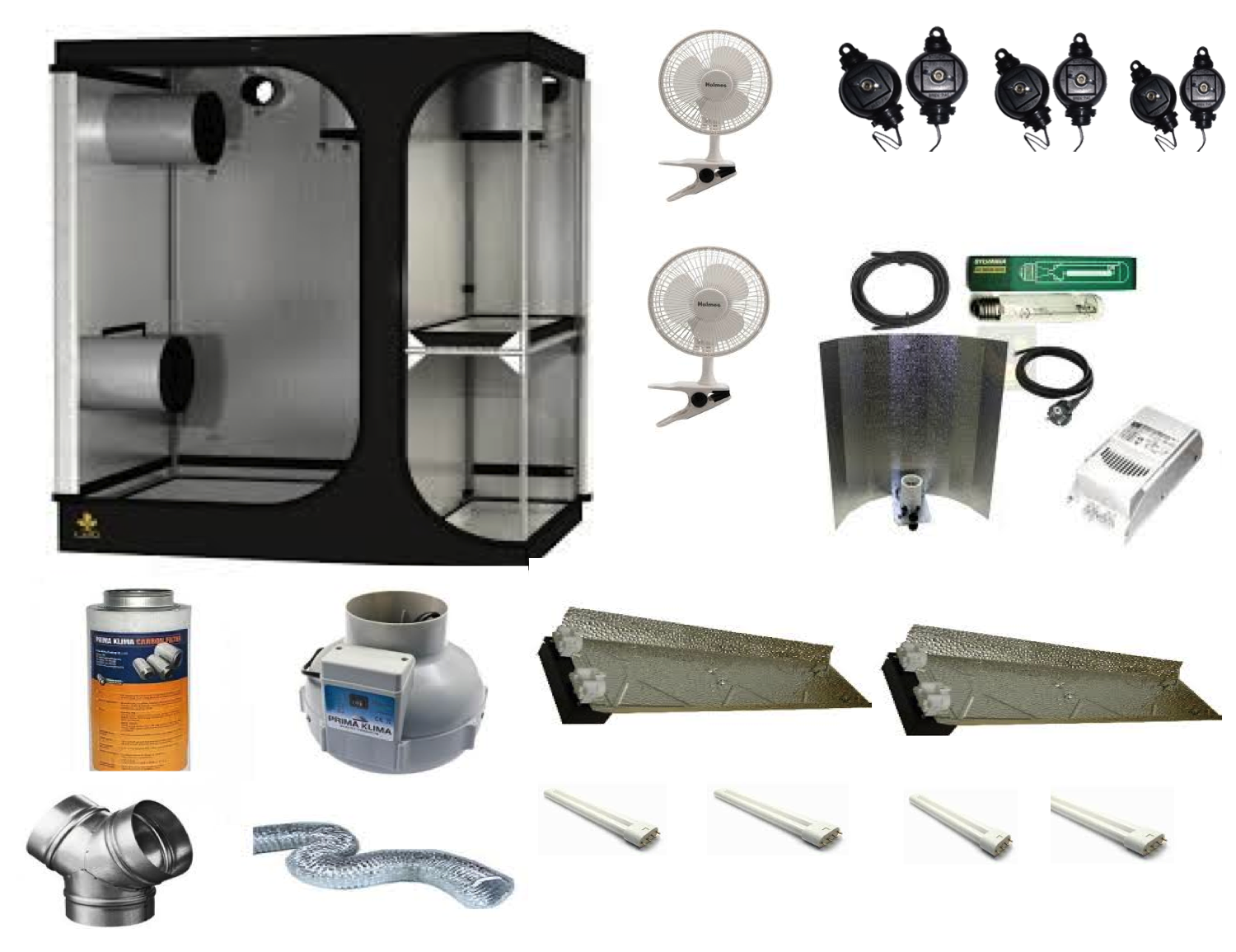 Placard cannabis kit complet gallery of un ventilateur for Placard culture interieur