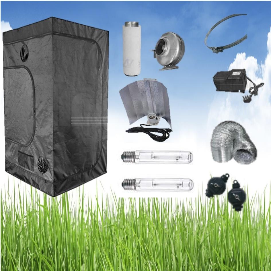 Kit easygarden petit prix 250w for Kit culture interieur
